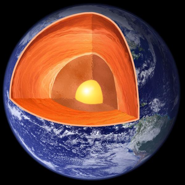 cutaway-Earth