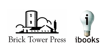 The Brick Tower Press logo shows a brick water tower built in 1898 on the Long Island estate of the railroad tycoon and yachtsman J. Rogers Maxwell. iBooks was founded by the late Byron Preiss, an innovator in book packaging and publishing.